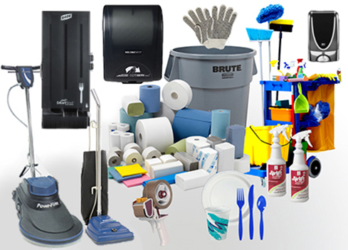 AMS Professional janitorial and maintenance products
