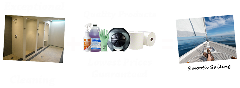 Exceptional cleaning plus quality products at the lowest prices guaranteed